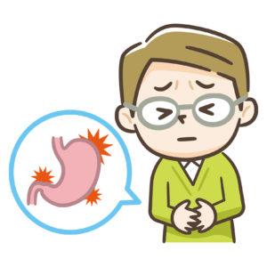 内臓の不調